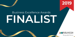 business excellence awards finalist